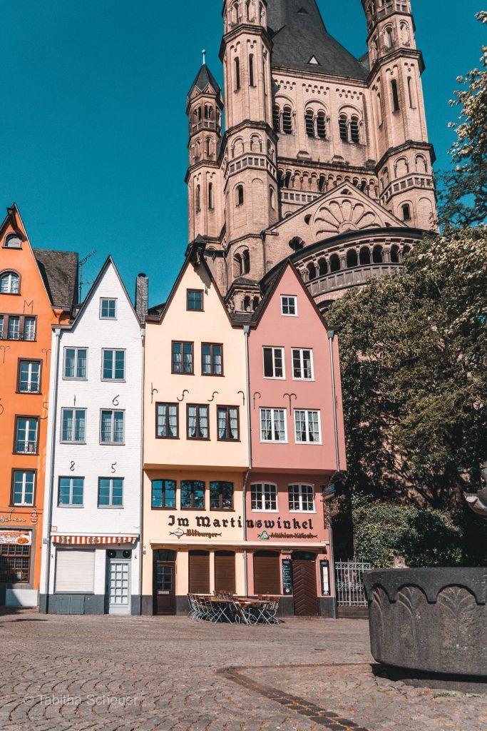 Old Town Cologne |Kölner Fischmarkt | Cologne Fish Market | Cologne Fischmarkt
