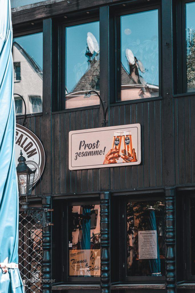 Prost zesamme! Köln Innenstadt |Cologne Brewery