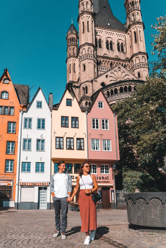 Travel Couple from Cologne | Travel Couple Germany | Travel Couple form Gerrmany | Cologne Fish Market | Fischmarkt Köln