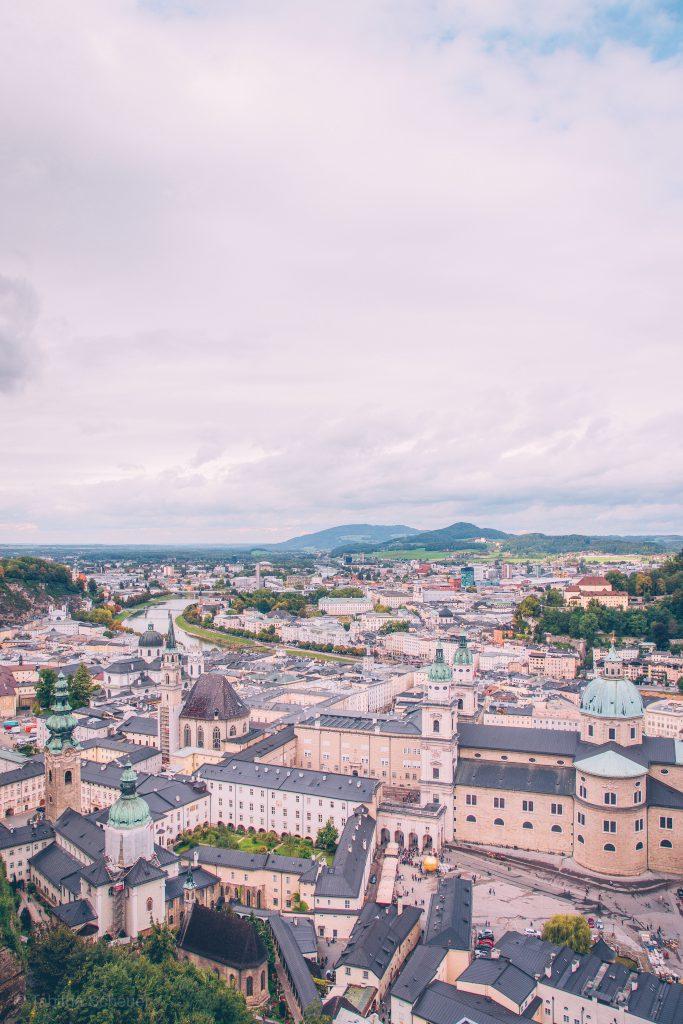Best Views Salzburg Austria