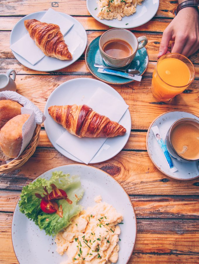 Coffee & Wine House Breakfast