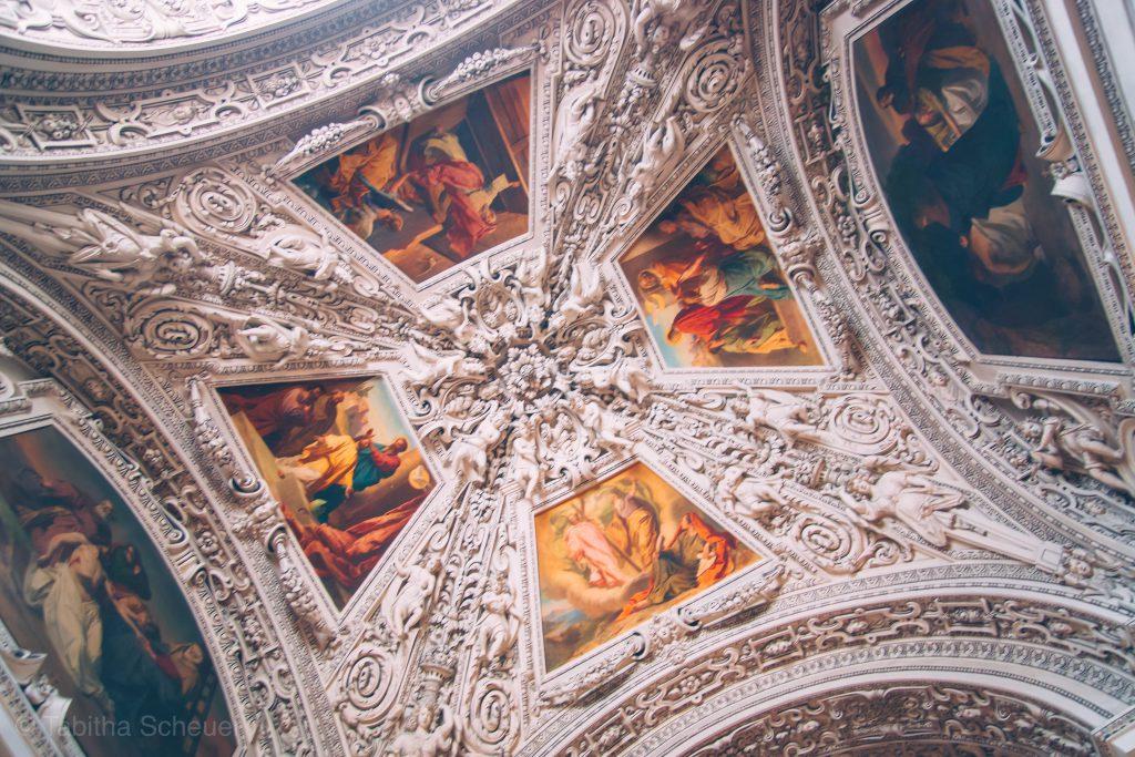 Decke Salzburger Dom