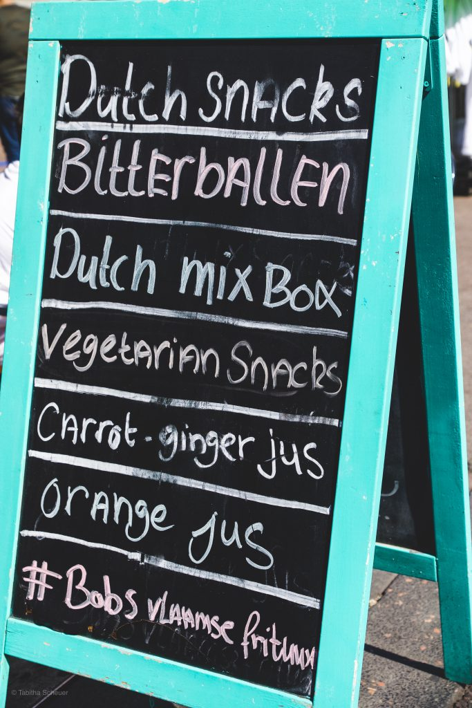 Dutch Snacks Albert Cuypmarkt