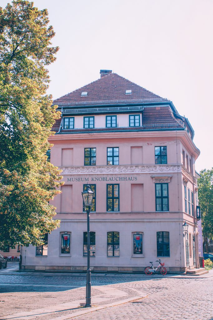 Nikolaiviertel Knoblauchhaus