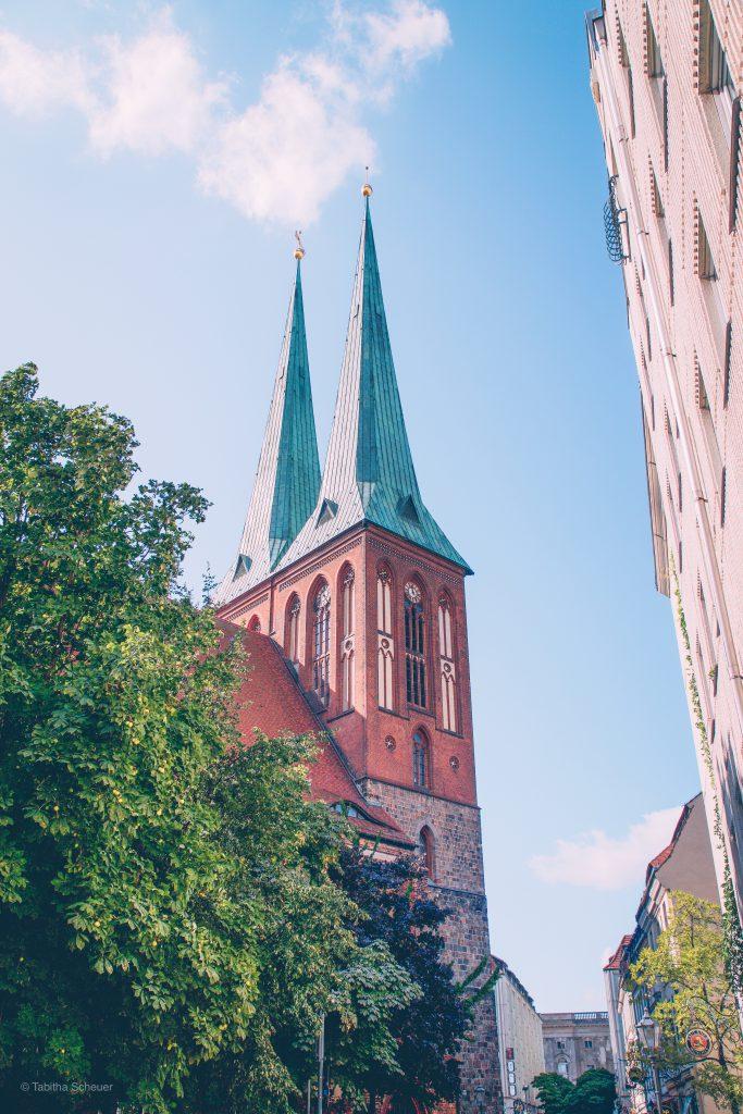 Nikolaiviertel Nikolaikirche
