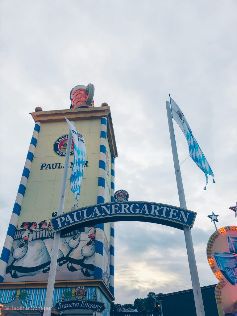 Oktoberfest Beergarden
