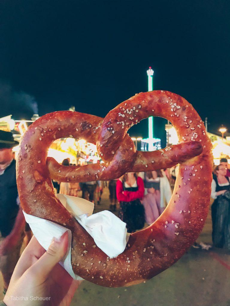Oktoberfest Brezn