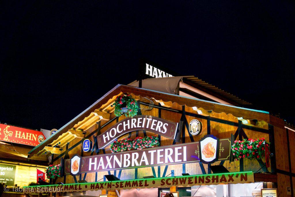 Oktoberfest Haxnbraterei