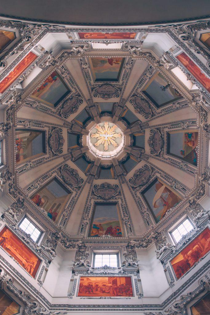 der Dom in Salzburg