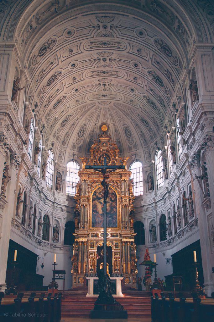 St. Michael Kirche München