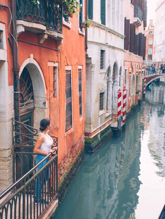 Venice Calle Seonda della Fava