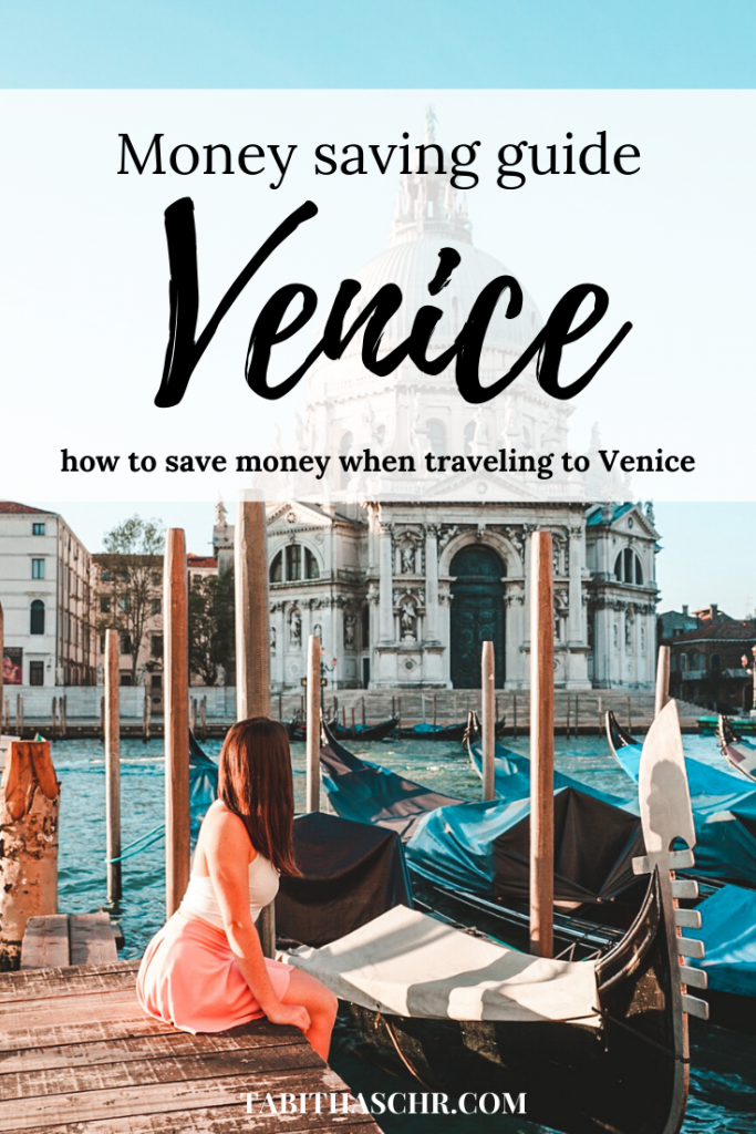 Money saving guide for Venice | How to save money in Venice |Travel Tips Venice Italy