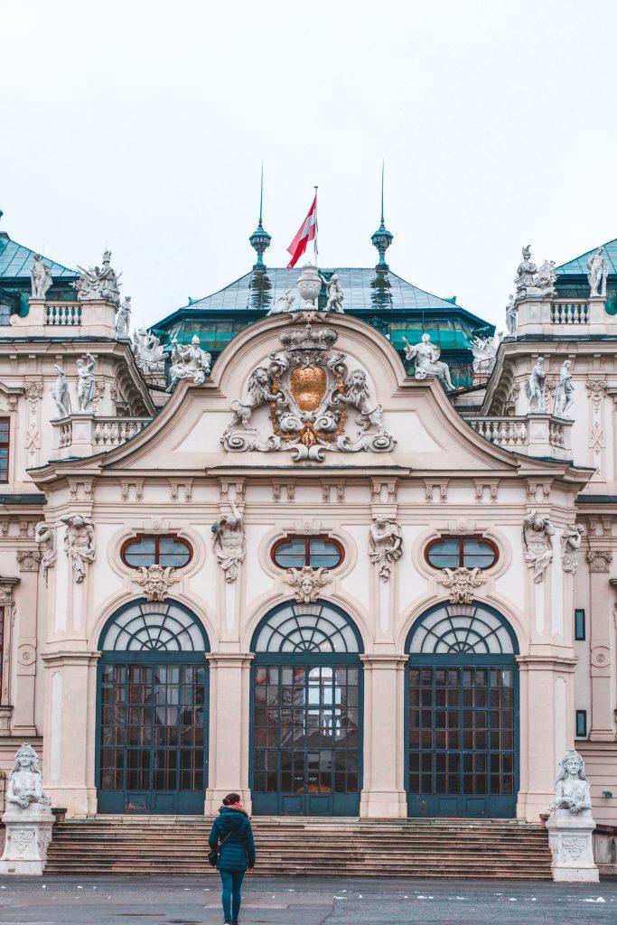 Belvedere Palace in Vienna |Schloss Belvedere in Wien