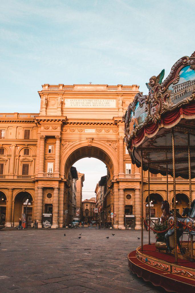 Caroussel Florence