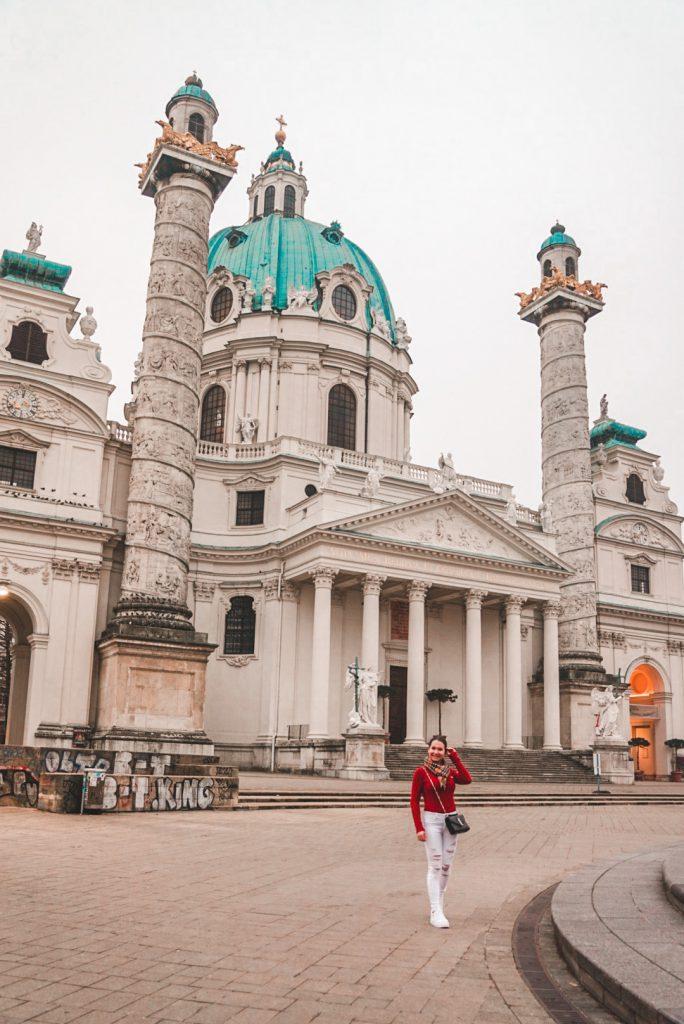 Karlskirche in Wien |St. Charles Church in Vienna