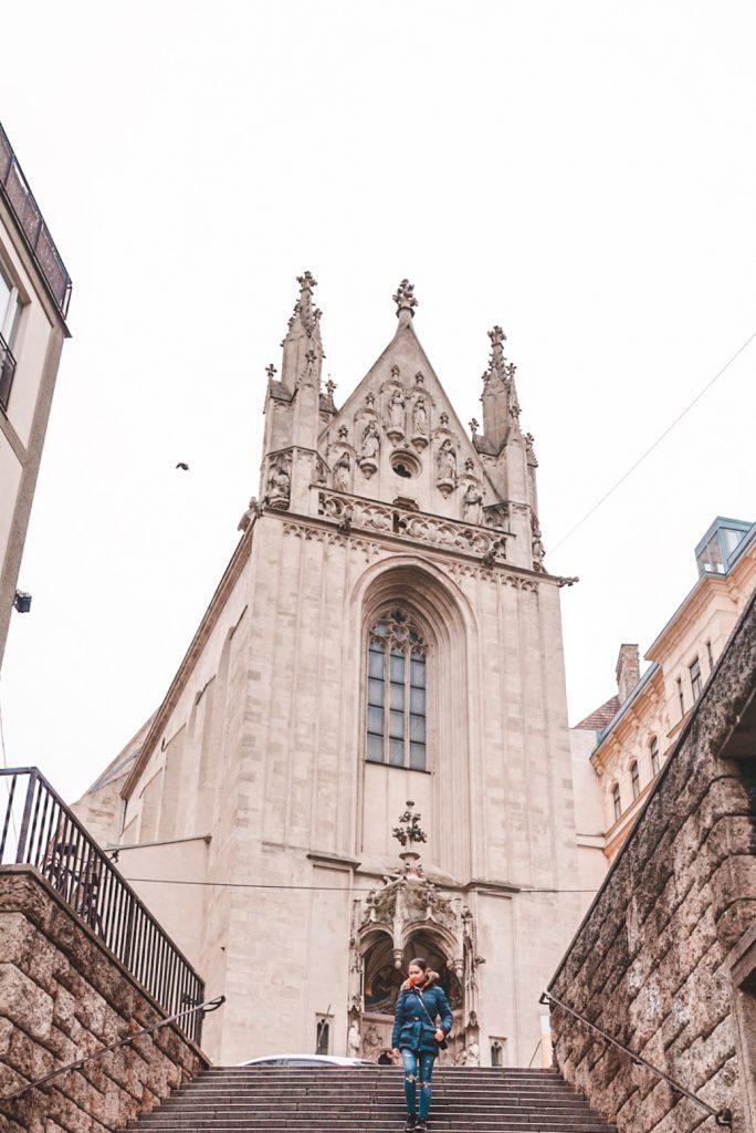 Maria am Gestade in Wien | Best Insta Spots in Wien
