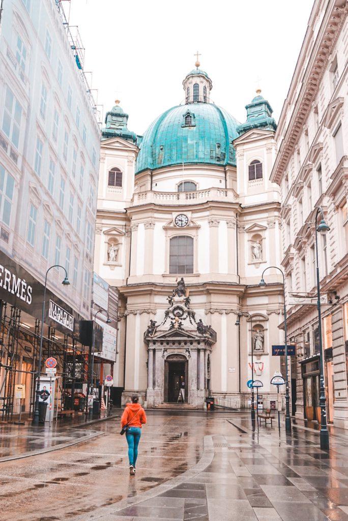 St. Peter's Church in Vienna | Peterskirche in Wien | Best Photo Spots in Vienna
