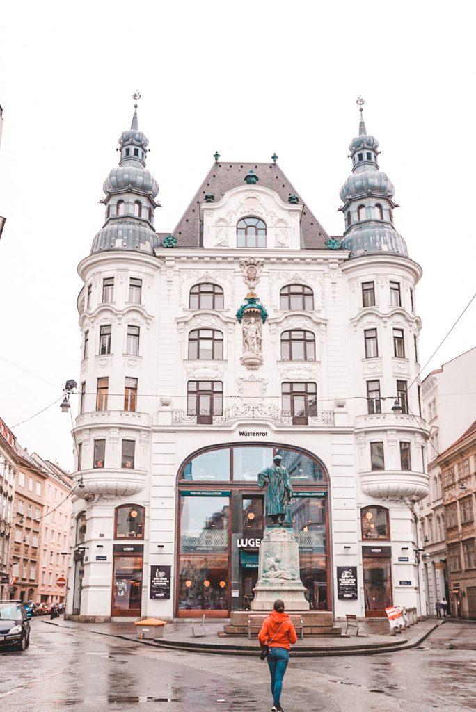 Wüstenrot in Vienna |Best Photo spots in Vienna