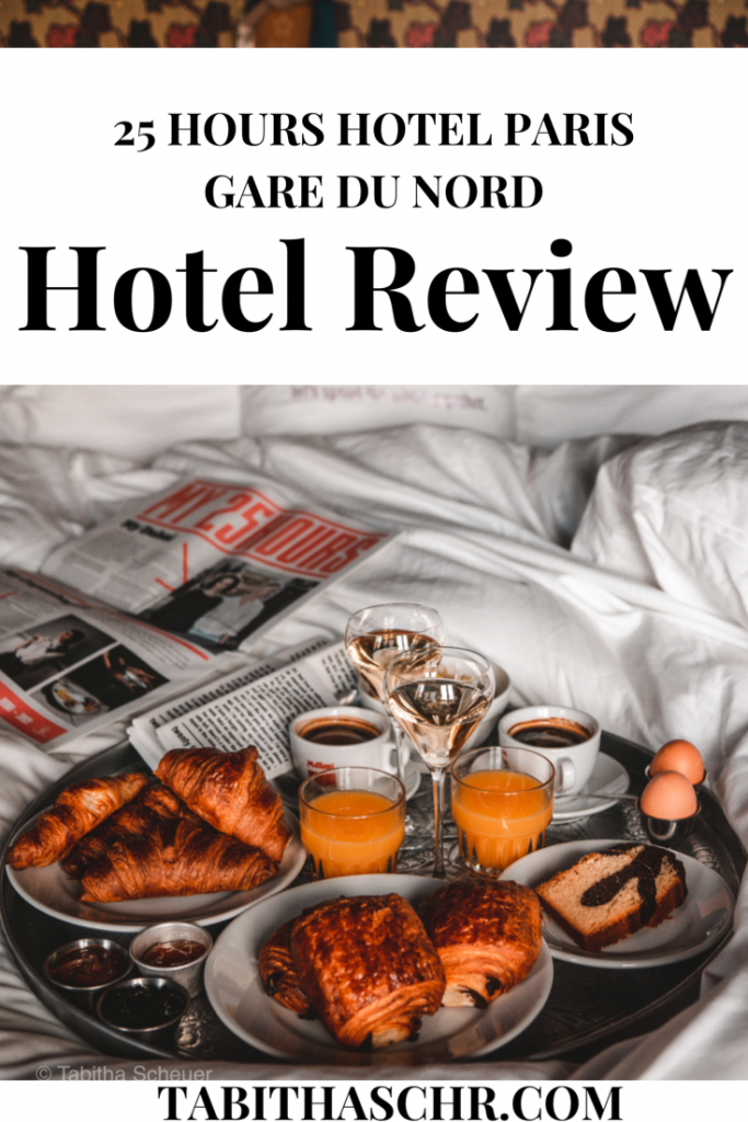 25 Hours Hotel Review | Paris Hotels