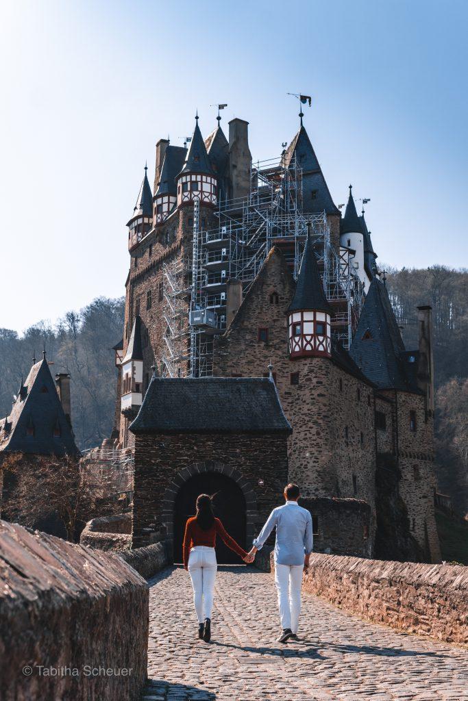 Burg Eltz in Germany