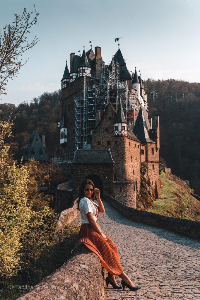 Burg Eltz in Summer |Summer Eltz Castle