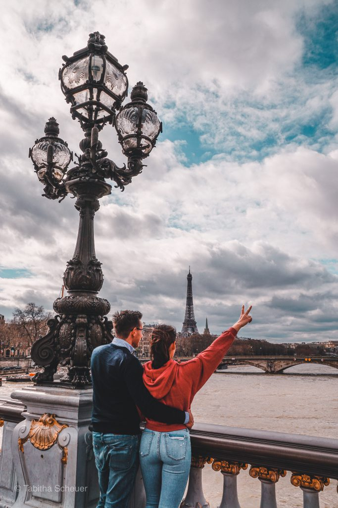 Couple | Romantic Paris Getaway