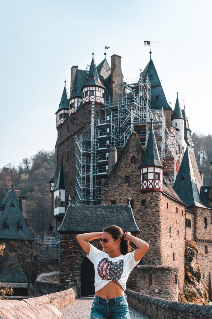 Eltz Castle |Burg Eltz |Mosel Germany |Deutschland