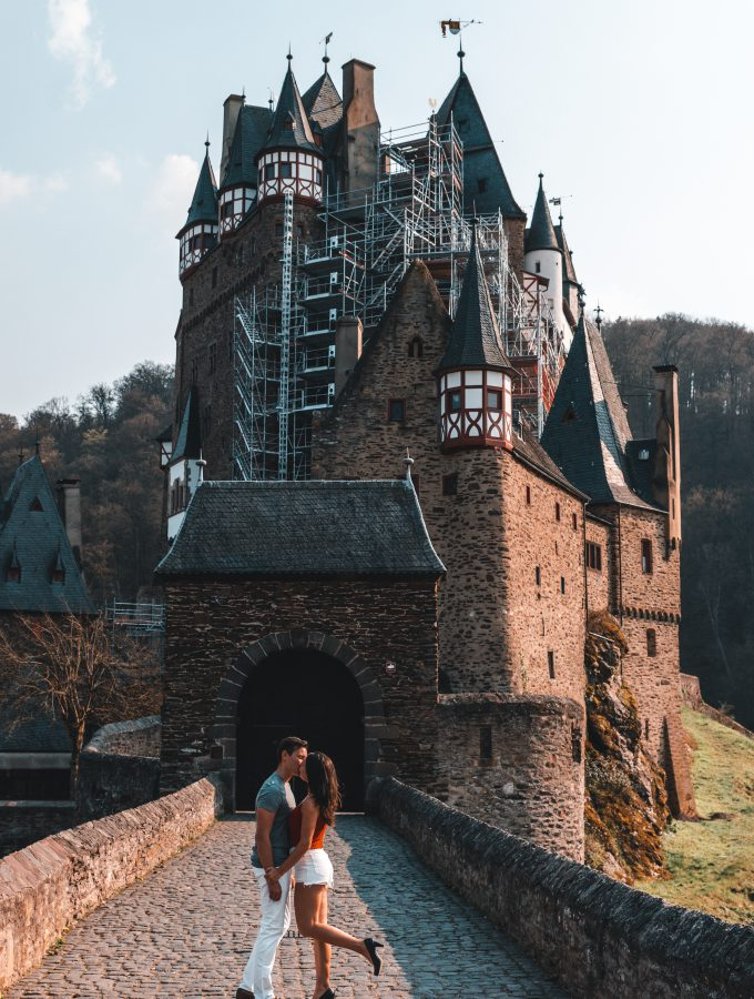 Eltz Castle in Germany | Travel Germany | Is Germany safe | German Travel | German Couple | Burg Eltz | Eltz Castle