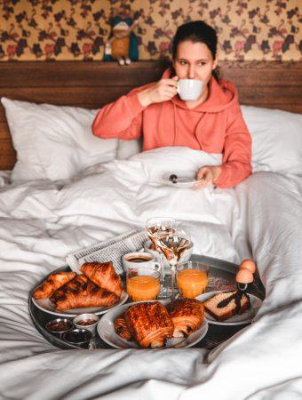 Paris Breakfast | Breakfast in Bed Paris | Paris 25Hours Hotel