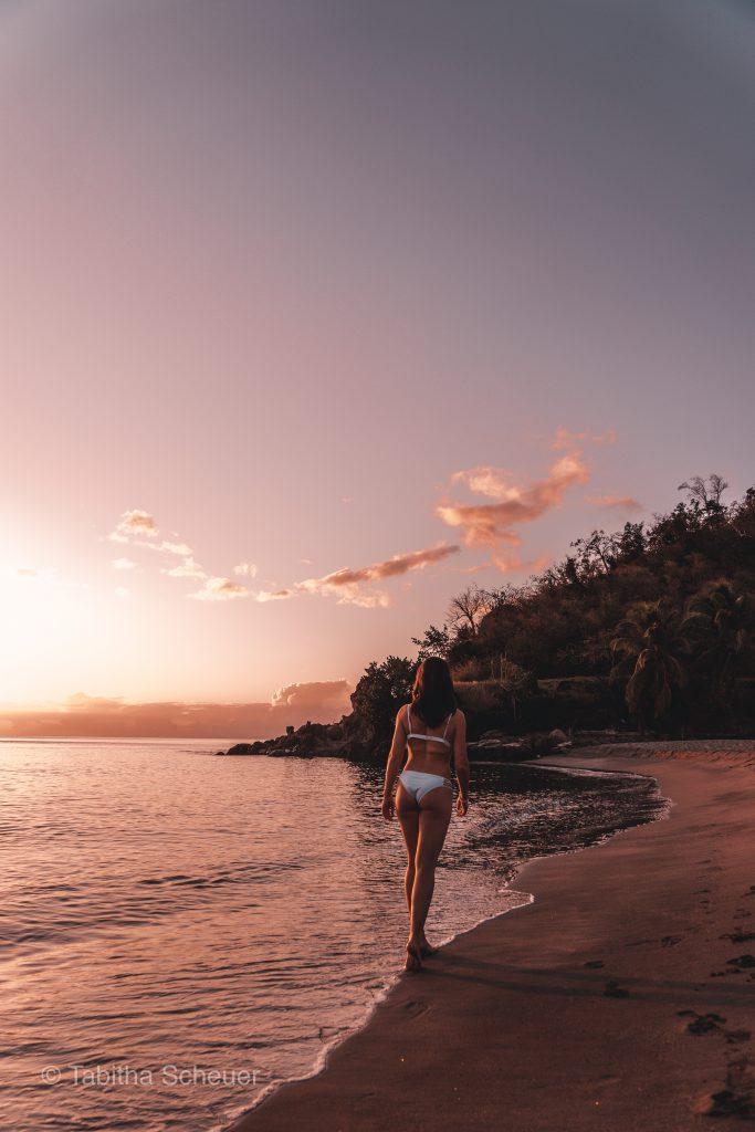 Sundown Mero Beach | Dominica | Caribbean