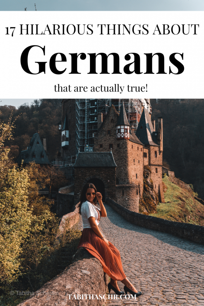 17 hilarious things about germans