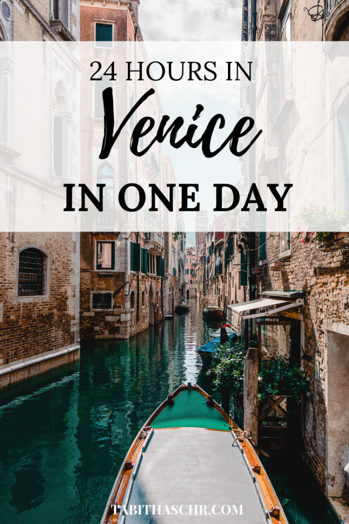 24 Hours in Venice | Explore Venice in One Day | Venice Day Trip