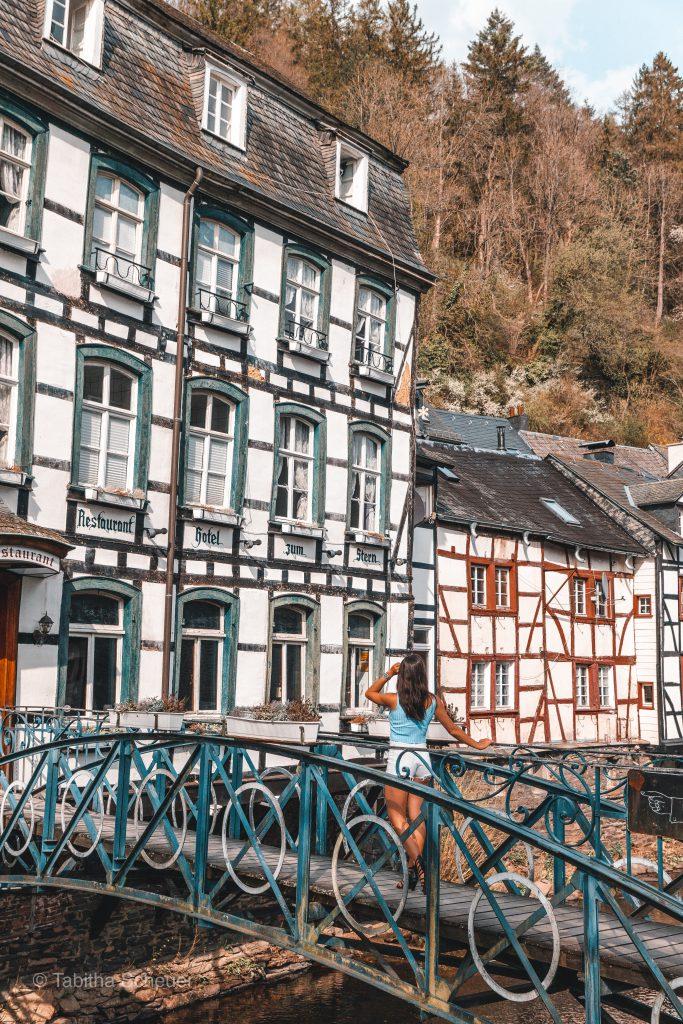 Ausflugsziele in Deutschland |Eifel in Deutschland | Monschau