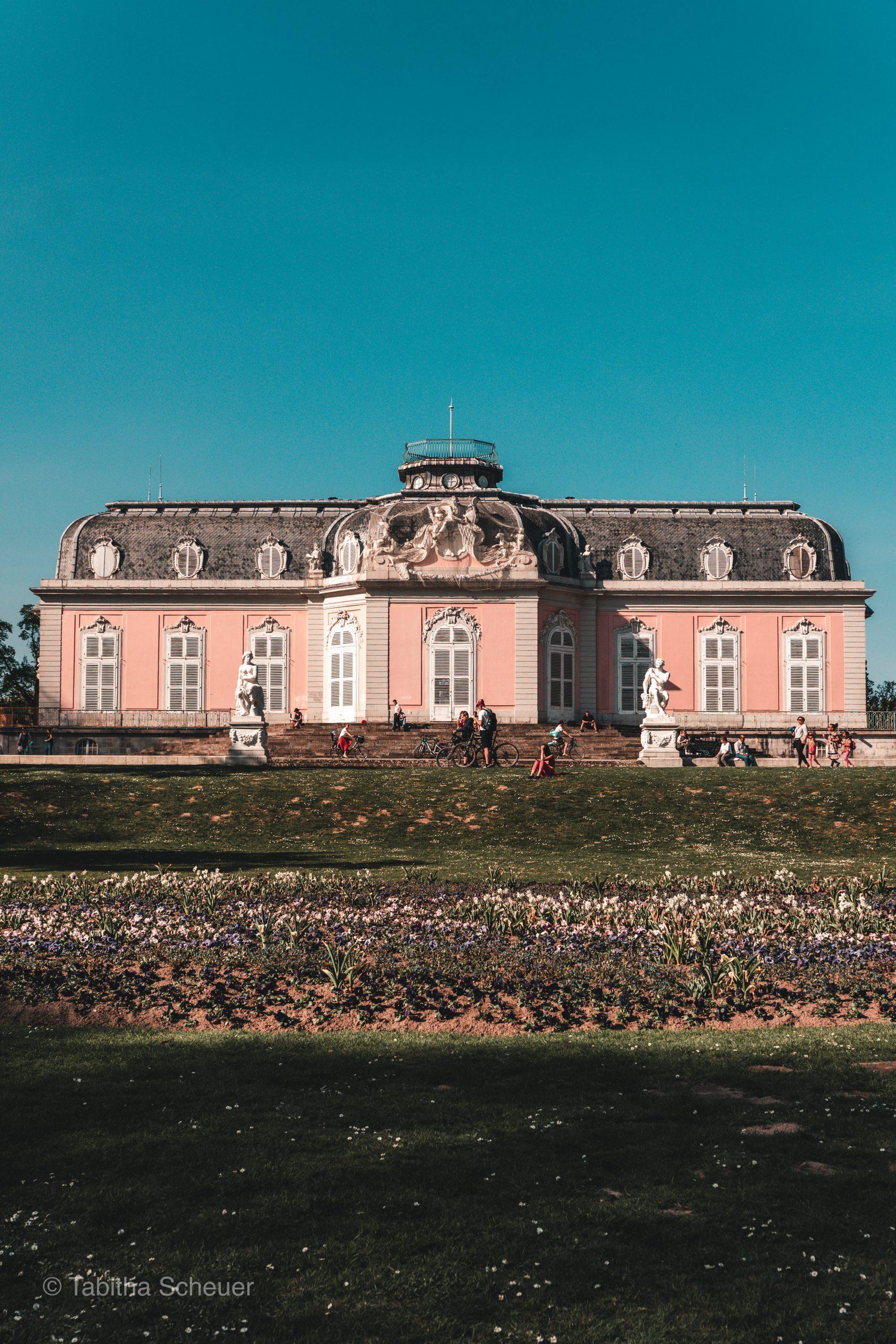 Benrath Castle |Schloss Benrath in Düsseldorf
