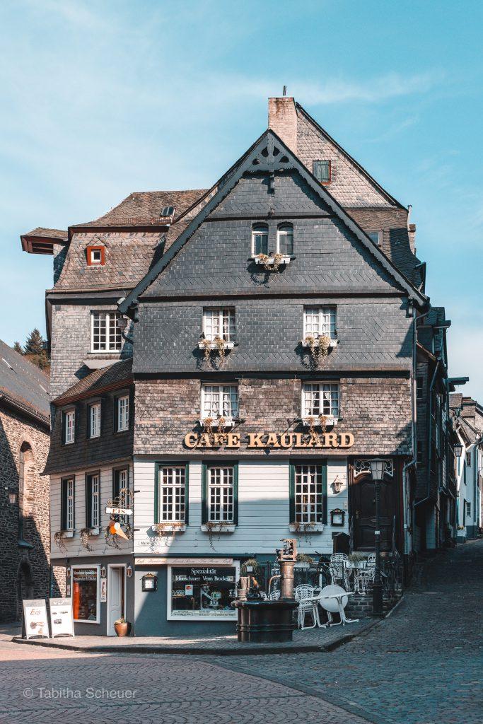 Café in Monschau |Germany
