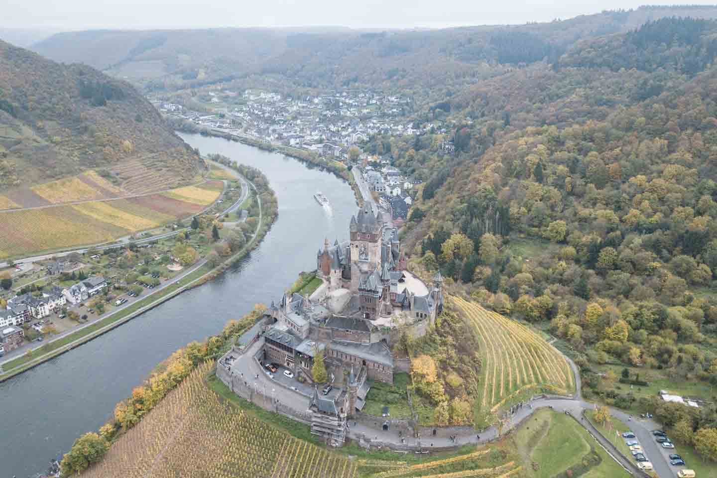 Cochem | Moselle | Germany