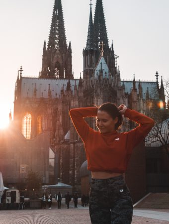 Cologne City Guide |Cologne Cathedral Sunset Shooting |Kölner Dom bei Sonnenuntergang