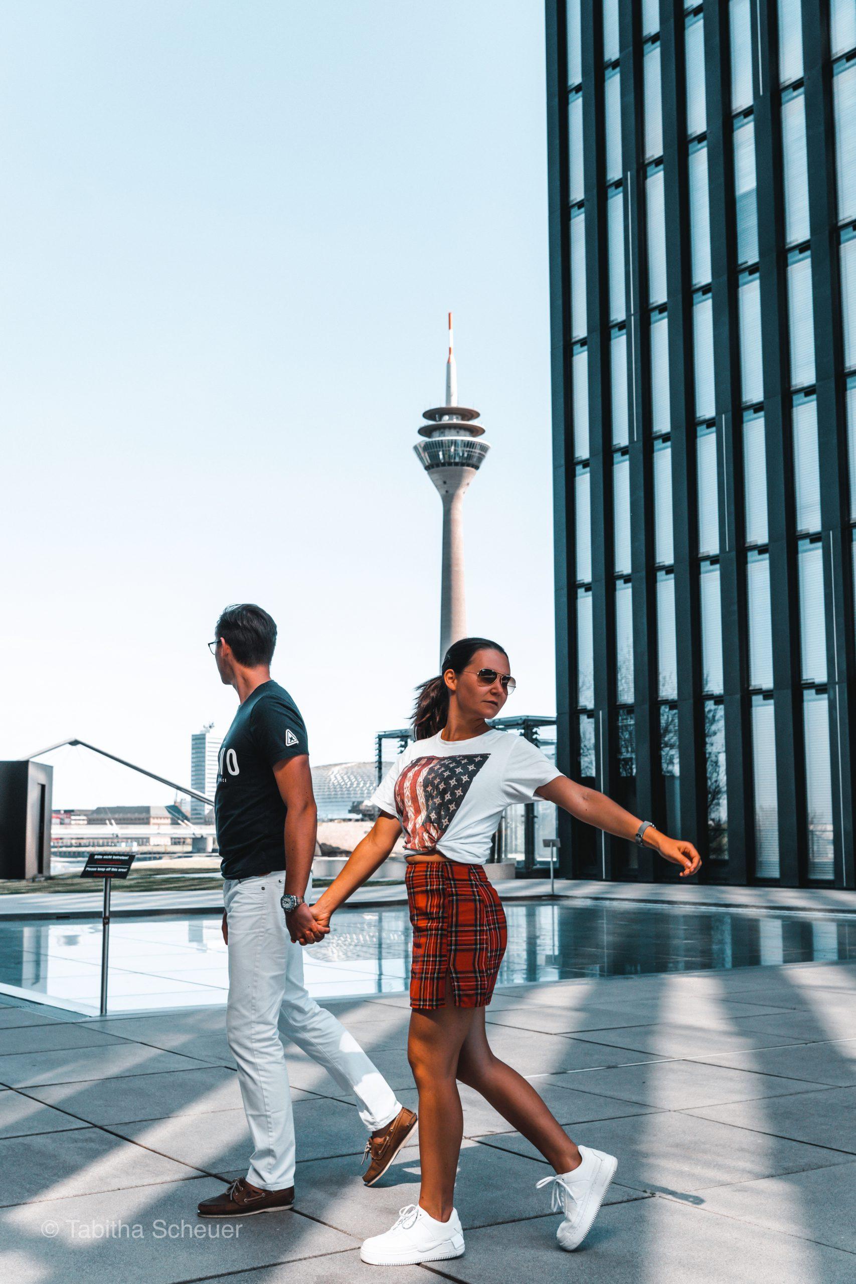 Düsseldorf |Dusseldorf |Travel Couple |Germany Travel