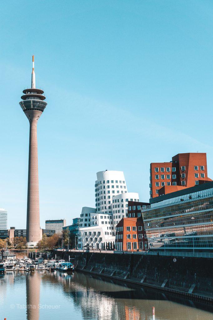 Düsseldorf Skyline | Dusseldorf Skyline