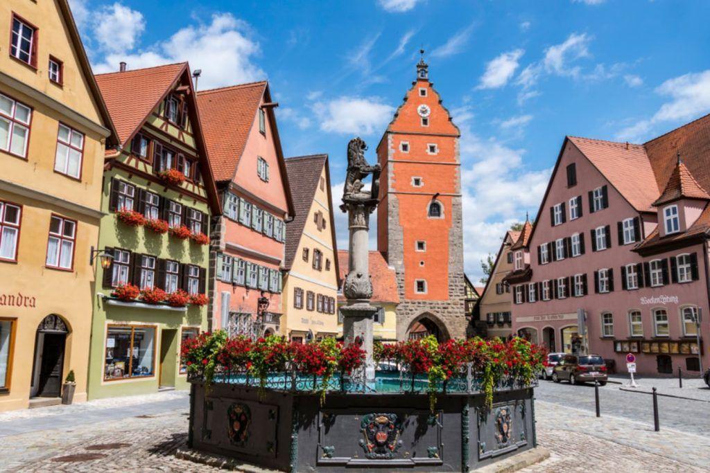 Dinkelsbühl Germany