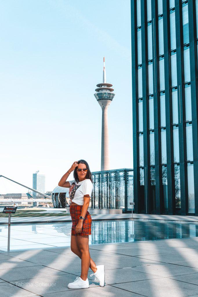 Hyatt Regency Dusseldorf |Düsseldorf Photo Spots