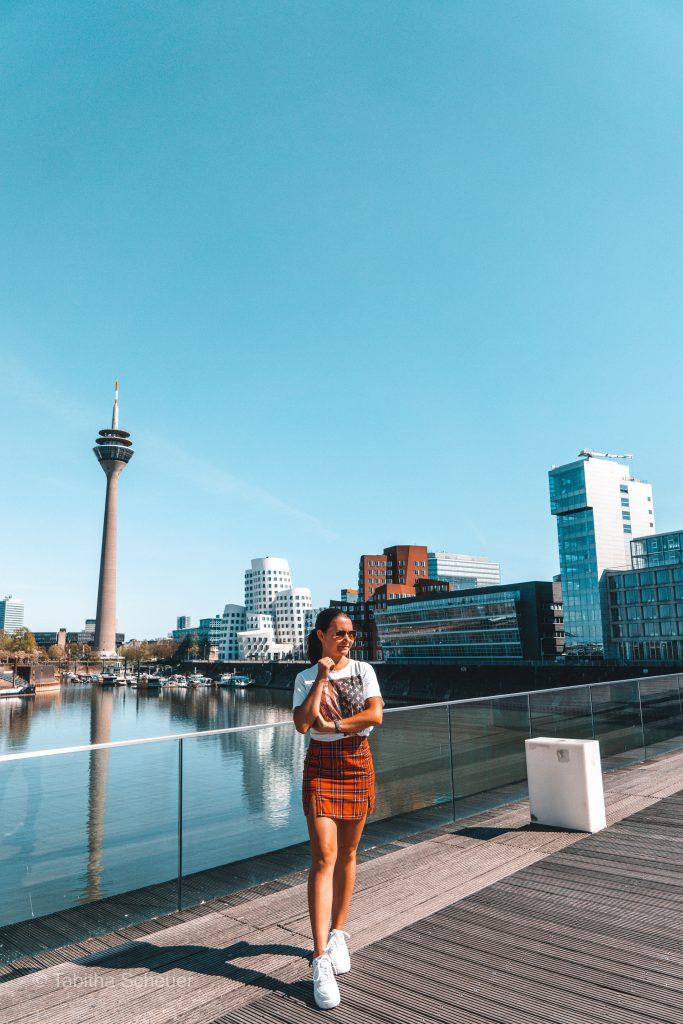 Instagram Locations & Photo Worthy Spots in Düsseldorf Germany