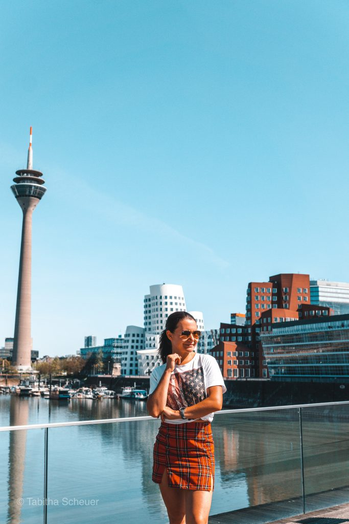 Instagram Spots in Düsseldorf |Medienhafen