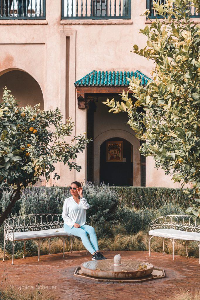 Le Jardin Secret in Marrakech
