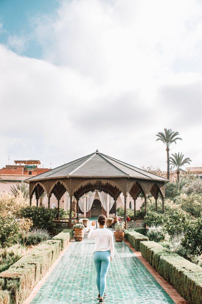 Le Jardin Secret in Marrakech |Marrakech Sightseeing |Marrakech Travel