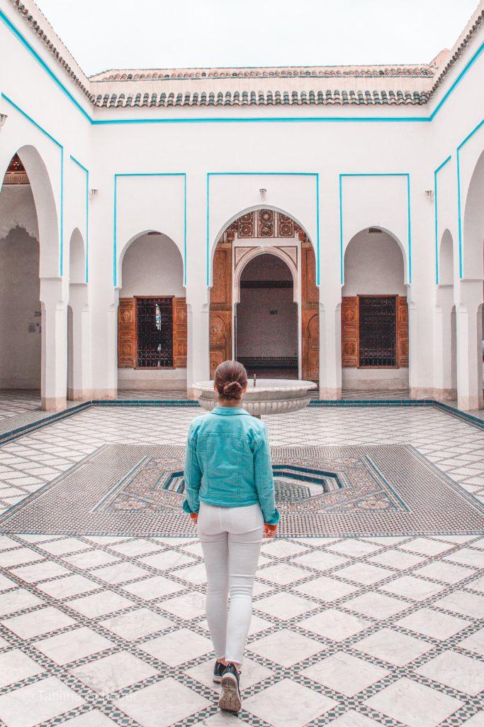 Marrakech Bahia Palace |Bahia Palast | Palais Bahia