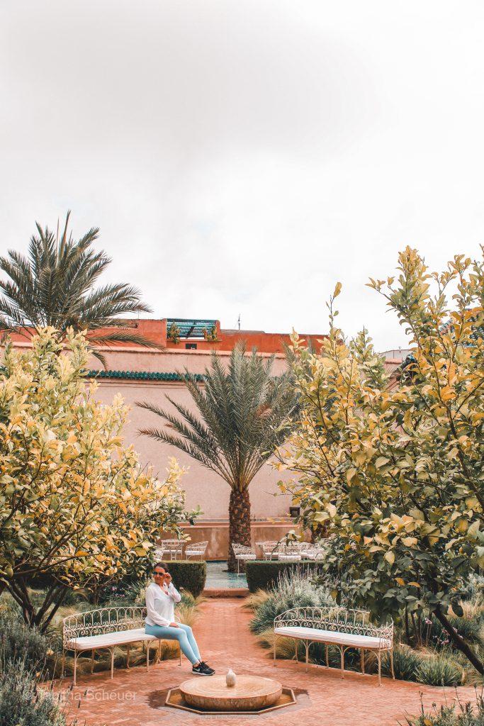 Marrakech Le Jardin Secret |Marrakech City Guide