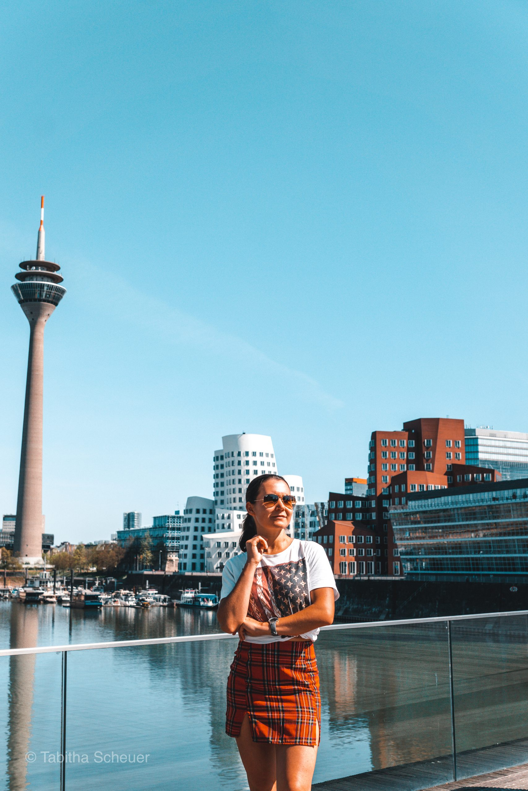 Medienhafen Düsseldorf Photography | Best Photo Spots in Düsseldorf |Dusseldorf Instagram Spots
