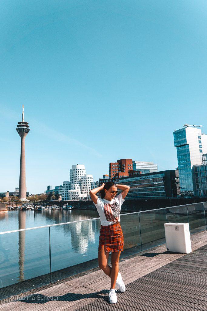 Medienhafen Düsseldorf |Düsseldorf Photography Inspiration