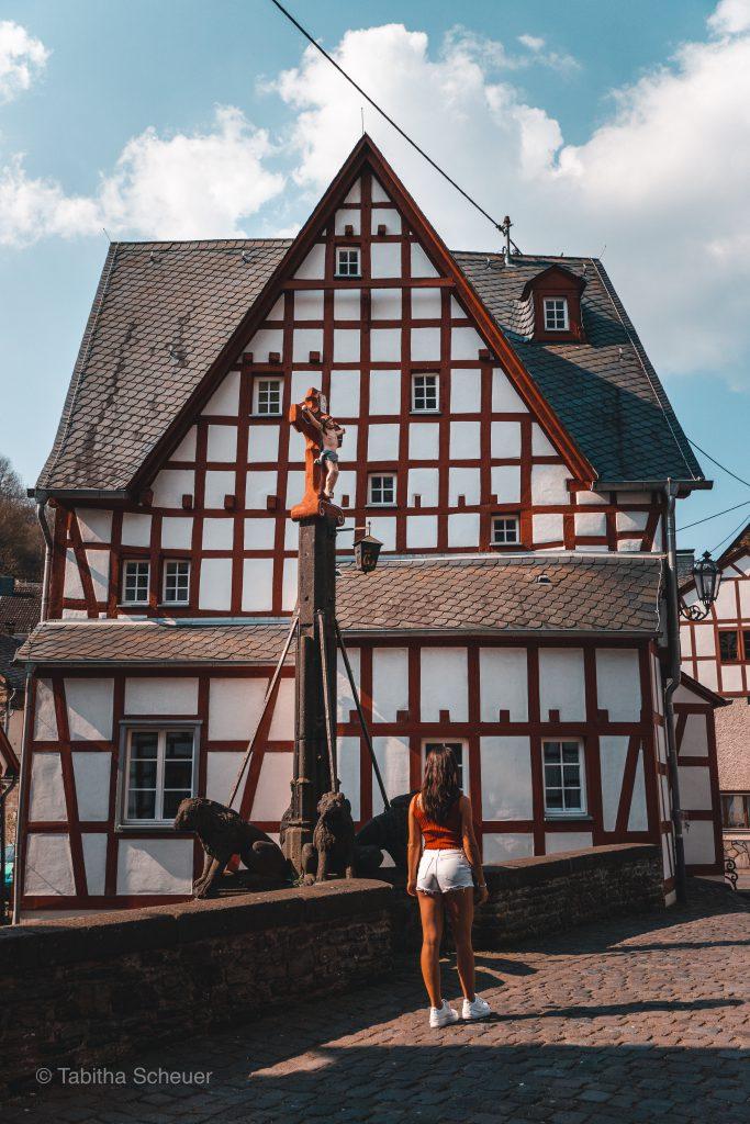 Monreal |Deutsche Eifel |Monreal in der deutschen Eifel |German Eifel Monreal |Travel Couple Germany |Deutschlandreisen